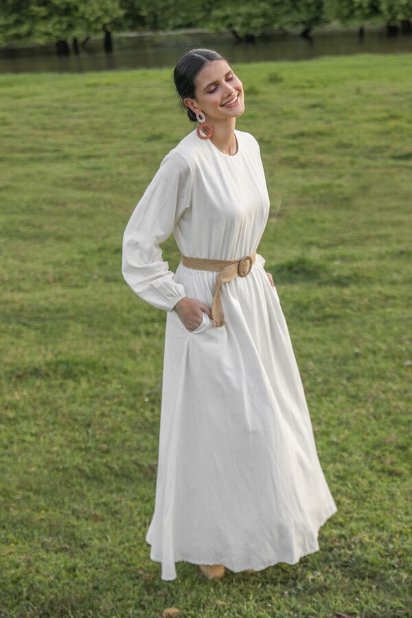 emiles - Linen Elbise