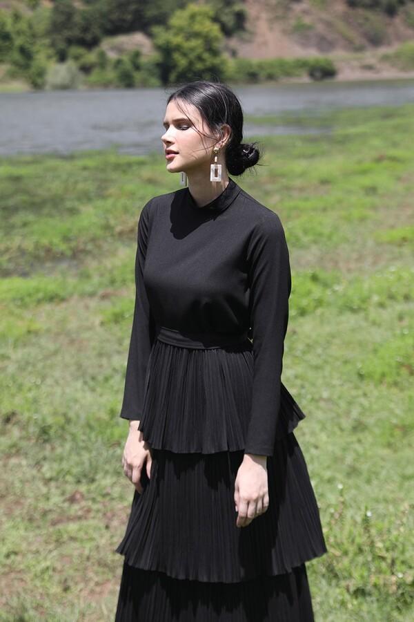 emiles - Serafin Elbise Siyah